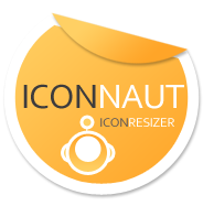 Iconnaut.com - favicon and Android icons generator